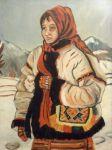 Portrait - Huculka (Wladyslaw Jarocki) 1989