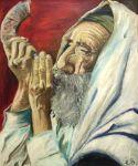 Portrait - Vieillard Hebreu 1984